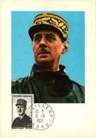 Général De Gaulle - Juin 1940 - Hombres Políticos Y Militares
