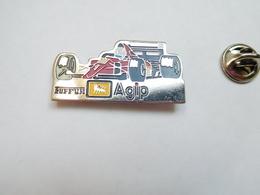 Beau Pin's , Auto F1 Ferrari , Prost , Carburant Agip - Ferrari