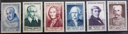 FRANCE            N° 945/950A               NEUF** - Unused Stamps