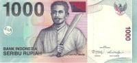 Indonesia - Pick 141m - 1000 Rupiah 2013 - Unc - Indonésie