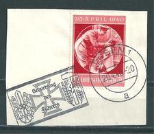 MiNr. 744 Briefstück (12) - Germany