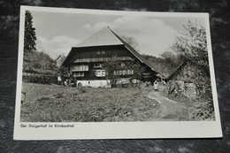 3156   Der Staigerhof Im Kirnbachtal / Animiert - Deutschland