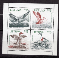1992 - LITUANIA - LITHUANIA - LITUANIE - LITAUEN -  Mi. Nr. 501/504 - MINT - (0120.7) - Lituania