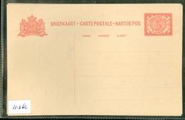 NEDERLANDS-INDIE ONGEBRUKTE BRIEFKAART  (11.362) - Niederländisch-Indien