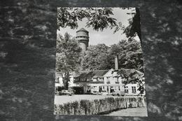 3169   Ostseebad Travemünde  Aussichtsturm / Café / Auto / Car - 1957 - Luebeck-Travemuende