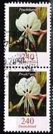 Bund 2012, Michel# 2669 R O Prachtkerze Mit Nr. 155 - Rollenmarken