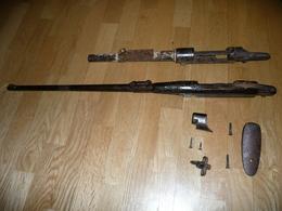 Canon Mousqueton 92/ Mauser - 1914-18