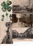Beau Lot De 25 Cartes Postales Anciennes Département 95 Val D'oise Dont Nombreuses Animations - Cartes Postales