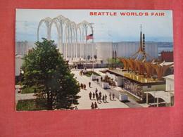 Seattle Worlds Fair   1962 Cancel---  Ref 3067 - Exhibitions