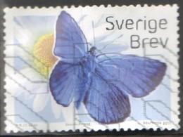 Svezia 2017 Polyommatus Semiargus Fu - Used Stamps