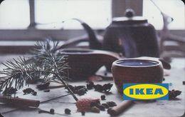 GERMANY Gift-card  IKEA - Coffee - Gift Cards