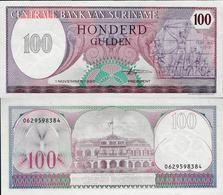 Suriname 1985 - 100 Gulden - Pick 128b UNC - Surinam