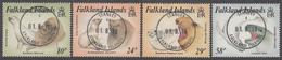 FALKLAND ISLANDS  Michel  464/67  Very Fine Used - Falkland