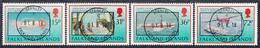 FALKLAND ISLANDS  Michel  588/91  Very Fine Used - Falkland