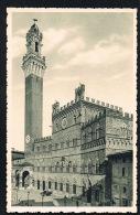 SIENA - Toscana-  Palazzo Pubblico- Ediz Stefano Venturini -Siena -  Scans Recto Verso-  Paypal Free - Siena