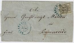 Nr. 2, Schöner Brief  , #a990 - Hannover