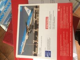HERPA 1:500 BOEING 777 KLM 95° ANNIVERSARY - Books, Magazines, Comics