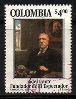 """COLOMBIE. N°706 Oblitéré De 1977. Journal """"El Espectador"""". - Colombia"""