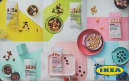 GERMANY Gift-card  IKEA - Food & Things - 2 Cards - Gift Cards