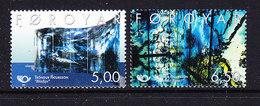 Norden 2002 Faroe Islands 2v ** Mnh (40500C) ROCK BOTTOM - Faeroër