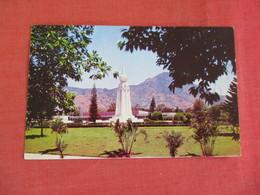 El Salvador Monument To The Divine Saviour Of The World  Has Stamps & Cancel   Ref 3067 - Salvador