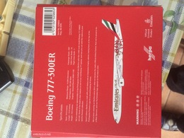 HERPA 1:500 BOEING 777 A6EPA - Other Collections