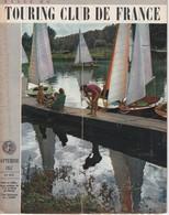 La Revue Du Touring Club 1957 Septembre, Vaires Sur Marne, Châteaux D'Auvergne, CLAIRMARAIS St Malo  Sommaire Scanné... - Auto/Motor