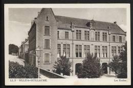 Sillé Le Guillaume - Près De Mamers  -  Ecoles - Carte Postale Ancienne CPA Sarthe - Sille Le Guillaume
