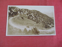 RPPC  To ID - Geiger Grade Whites Curve Crease---  Ref 3068 - Postcards