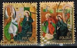 Polen 2016, Michel# 4884 - 4885 O Weihnachten - 1944-.... République