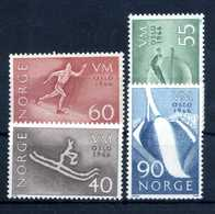 1966 NORVEGIA SET MNH ** - Norvegia