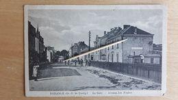 RODANGE - La Gare - Postales