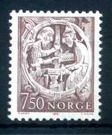 1976 NORVEGIA SET MNH ** - Norway
