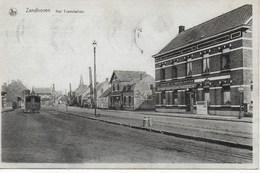 Zandhoven. Het Tramstation - Zandhoven