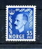 1950 NORVEGIA N.330a MNH ** - Norvegia