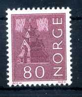 1962 NORVEGIA N.447 MNH ** - Norvegia