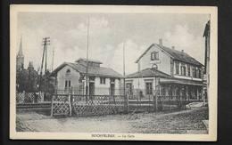 Hochfelden Gare  - Près De Bouxwiller & Saverne Carte Postale Ancienne CPA Bas Rhin Alsace - Hochfelden
