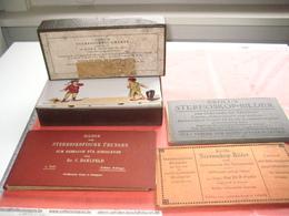 Stereo Karten SCHIELENDE Kinder,  STRABISM  Squint-eyed C1920 WELLS, KROLL's, Voss Leipzig Stereoskop Bilder 90% Litho - Historical Documents