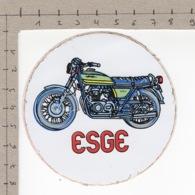 ESGE Moto 400 Cc ° Autocollant / Adesivi / Aufkleber / Stickers - Autocollants