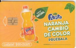 MEXICO - FANTA, Used - Mexico