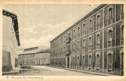 PAMPLONA (NAVARRA): Nº 6 PARQUE DE INTENDENCIA - Navarra (Pamplona)