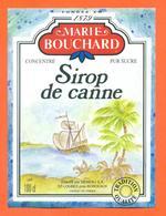 étiquette De Sirop De Canne Marie Bouchard à Saint Loubes - 100 Cl - Fruits & Vegetables