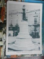 18581) BARI PROVINCIA CORATO INAUGURAZIONE MONUMENTO IMBRIANI NON VIAGGIATA DELLA SERIE CORATO D'ALTRI TEMPI - Bari