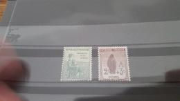 LOT 414349 TIMBRE DE FRANCE NEUF* N°148/149 - France