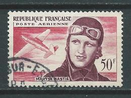FRANCE 1955 . Poste Aérienne N° 34 . Oblitéré . - Airmail