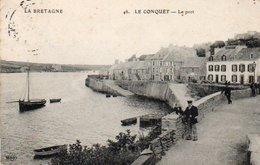 88Sv  29 Le Conquet Le Port - Le Conquet