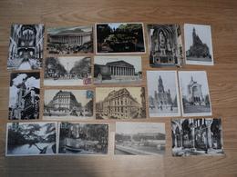 LOT DE 53 CPA / CPSM PARIS. 1903 / 1979. QUELQUES BELLES ANIMATIONS LES ORGUES DE L EGLISE SAINT SEVERIN / FACADE DE L - France