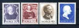 1970 NORVEGIA SET MNH ** - Norvegia