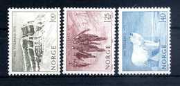 1975 NORVEGIA SET MNH ** - Norvegia