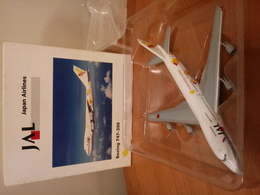 Herpa 1:500 JAL Super Resort Express - Boeing 747-200 (with Original Packing Box) - Airplanes & Helicopters